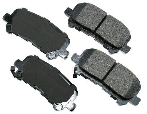 Akebono ACT1281 Brake Pad Kit