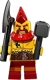 LEGO Collectible Minifigure Series 17 - Battle Dwarf (71018)