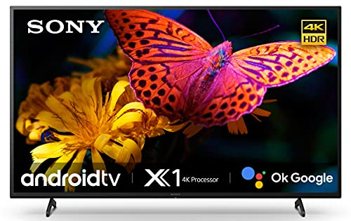Sony Bravia (43 inches) 4K Ultra HD Android Smart LED TV