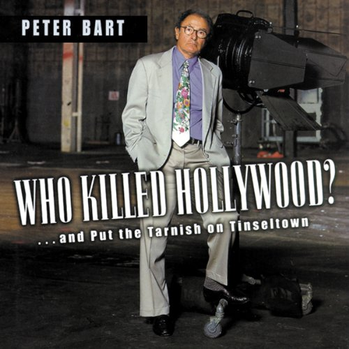 Who Killed Hollywood? audiobook cover art