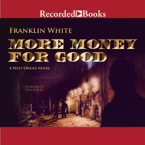 More Money for Good audiobook cover art