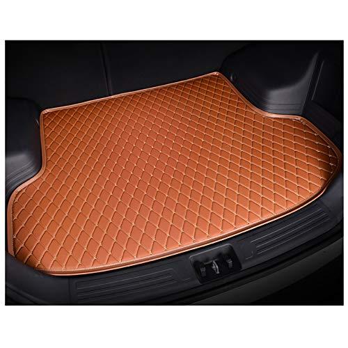 GLEETIEZ Alfombrillas Personalizadas para Maletero de Coche revestimientos de Carga Alfombra de Arranque,para Mercedes-Benz CLA 117 CLS C257 C Coupe C205 A205 W205 W204 Clase E S213 A213 W212