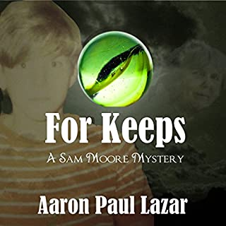 For Keeps audiobook cover art