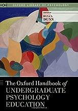 The Oxford Handbook of Undergraduate Psychology Education (Oxford Library of Psychology)