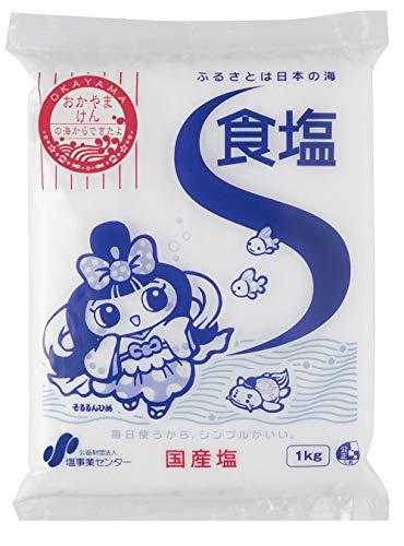食塩 1kg×24袋
