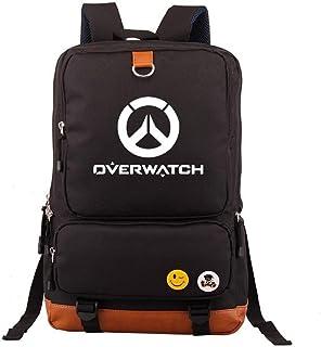 オーバーウォッチ グッズ Overwatch リュック OW ランドセル 大容量 通勤 通学 おしゃれ バック PU カバン