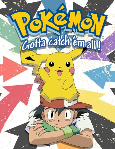 Pokemon Notebook No. 6: A useful notebook for school, home, or work.
