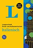 Langenscheidt Grund- und Aufbauwortschatz Italienisch - Buch mit Audio-Download - Redaktion Langenscheidt