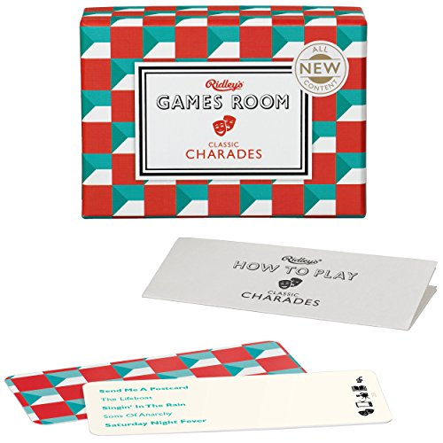 Games Room Spiele Raum Classic Charades