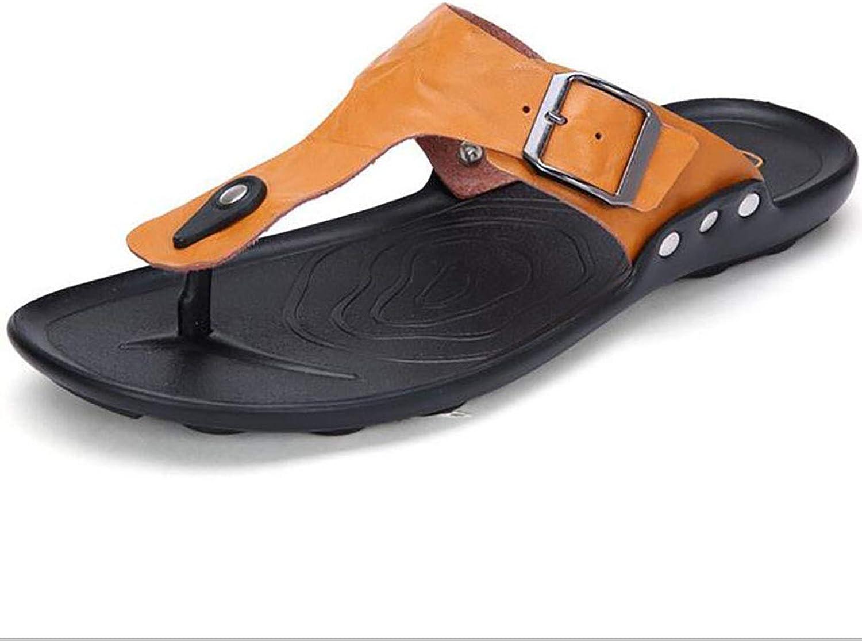 herr Flip Flops Slip Yoga Yoga Yoga Skum sommar Stripe Sandals med Arch - stöd  lagra på nätet