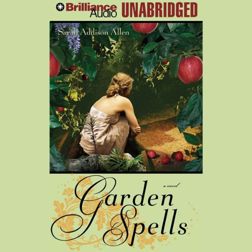 Garden Spells audiobook cover art