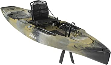 Hobie 2020 Mirage Outback with Kick Up Turbo Fins