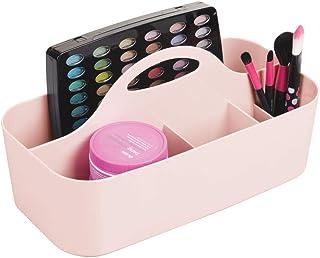 mDesign serviteur de Douche avec 6 Compartiments – Organiseur de Salle de Bain portatif en Plastique pour cosmétiques et P...