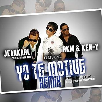 Yo te motivé (feat. Rkm & Ken-Y) [Remix]