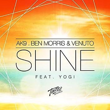 Shine featuring Yogi