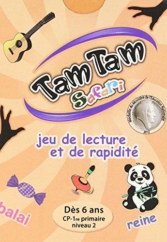 Tam tam safari CP niveau 2 by Inconnu