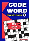 CODE WORD Puzzle Book 1