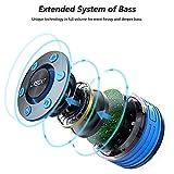 Zoom IMG-1 doccia cassa altoparlante bluetooth ipx7