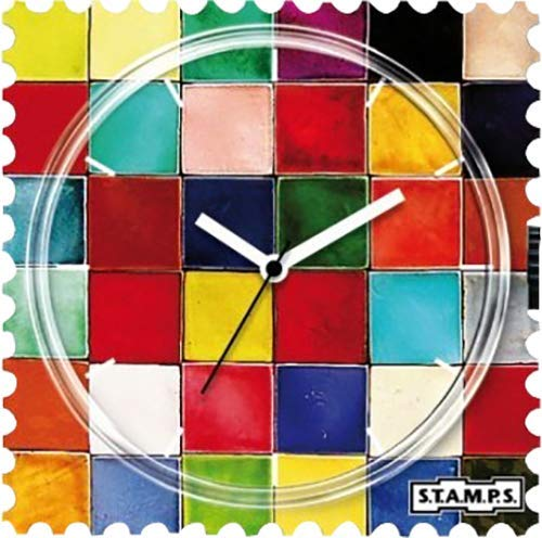 S.T.A.M.P.S. 1211018–Armbanduhr