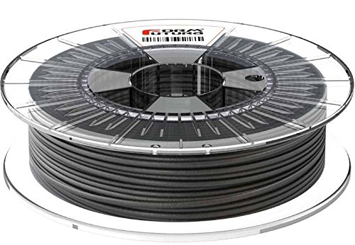 Formfutura CarbonFil - Black - 3D Printer Filament (500g), 1.75mm