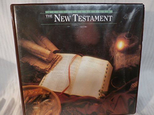 The New Testament on 16 Audiocassettes