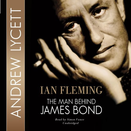 Ian Fleming audiobook cover art
