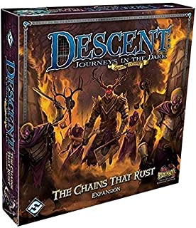 Descent Second Edition: The Chains that Rust