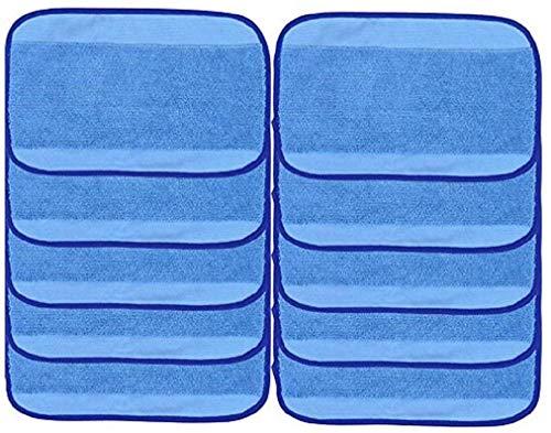 Kit d'accessoires pour iRobot Roomba séries 500 600 700 Pièces de rechange 10 brosses latérales de rechange (couleur : 10 bleues)