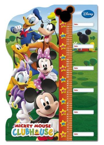 Clementoni - Puzzle Metro con diseño Mickey Club House (203