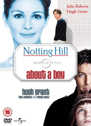About A Boy/Notting Hill [2 DVDs] [UK Import]