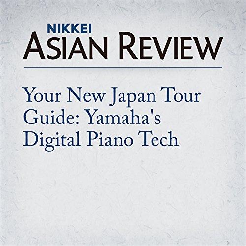 Your New Japan Tour Guide: Yamaha's Digital Piano Tech | Misa Dobashi