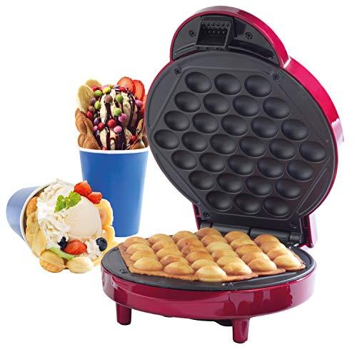Giles & Posner® EK2551G Electric Bubble Waffle Maker Machine   800-1000 W...