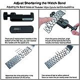 Zoom IMG-1 sundaree compatibile con cinturino gear
