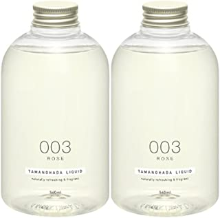 Tamanohada 玉肌 无硅油沐浴露 003 玫瑰香540ml*2(日本品牌)