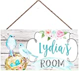 Multiple sizes available. Looks Wonderful Hung From Centre Of Doors, Door & Drawer Handles, Wall Hooks, Flower & Ornamental Displays, Table Centre Pieces & Chairs, etc The perfect sign is suitable for indoor and outdoor hanging. If you are not totall...