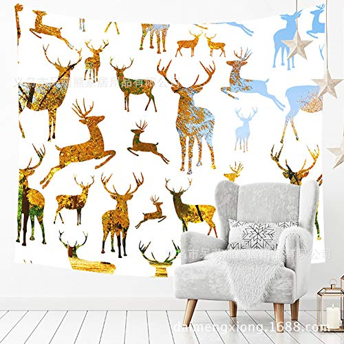 xkjymx Pintura Tapiz Animal impresión Digital Revestimiento de Paredes hogar Fondo Tapiz de Tela 210890 200 * 150 cm