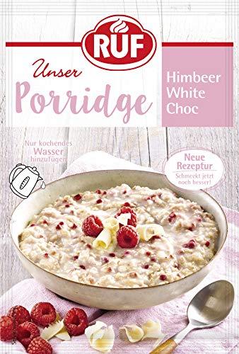 RUF Porridge Himbeer-White Choc, 1er Pack (1 x 65 g)