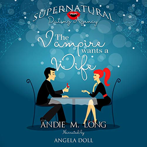 The Vampire Wants a Wife audiobook cover art