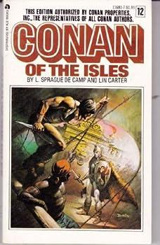 Conan of the Isles - Book  of the Conan the Barbarian