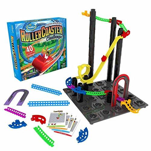 ThinkFun 1046-WLD Roller Coaster Challenge