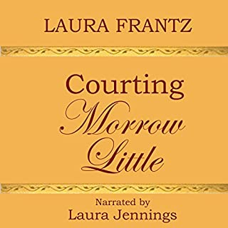 Courting Morrow Little cover art