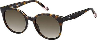 Tommy Hilfiger Women's Th1482/S Cat Eye Sunglasses