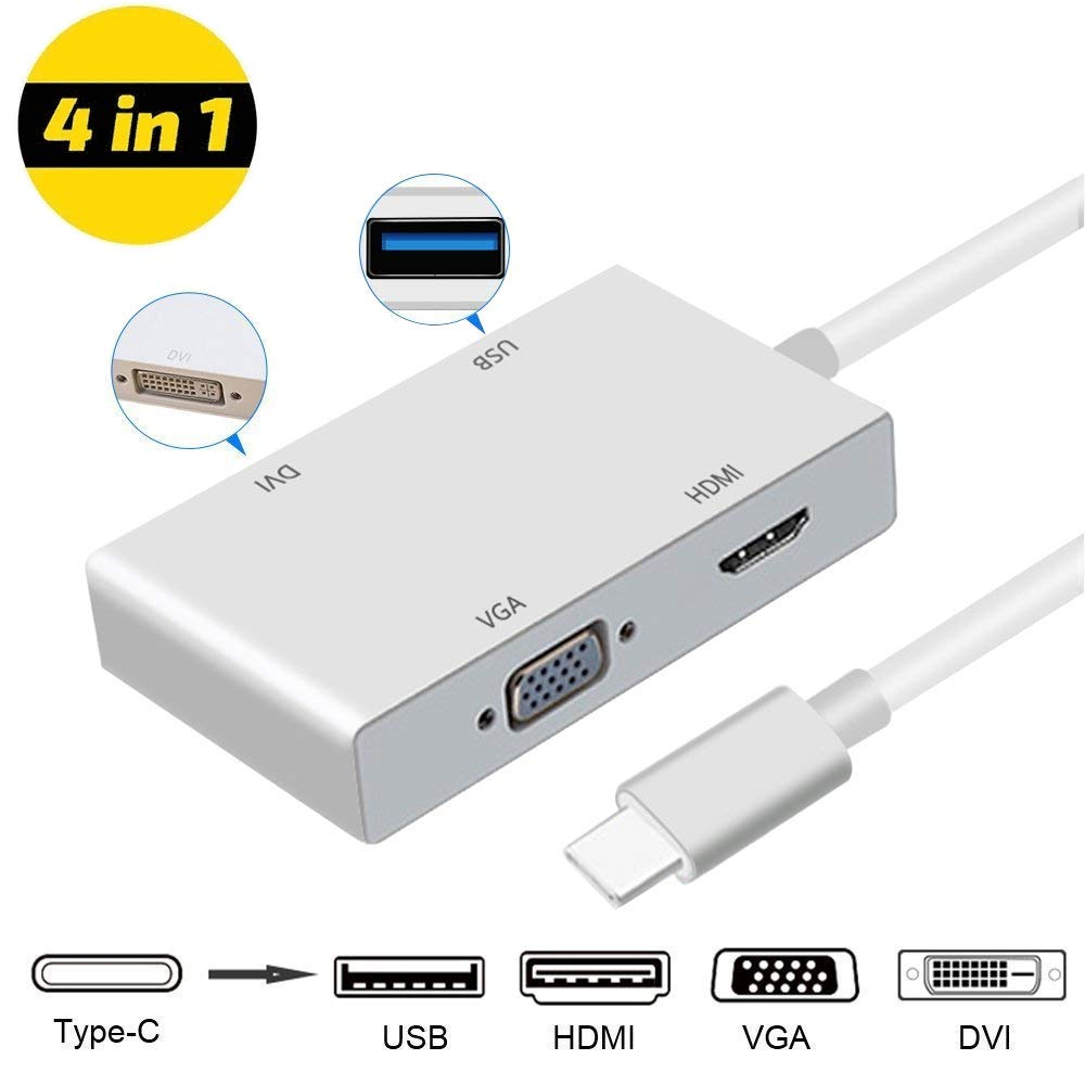 Weton Thunderbolt Compatible Converter Chromebook