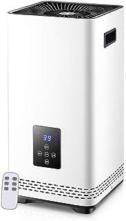Calentador eléctrico Radiadores Hogar Ahorro de energía Pequeña Velocidad Soplador de Aire Caliente con Control Remoto