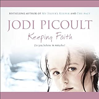 Keeping Faith                   By:                                                                                                                                 Jodi Picoult                               Narrated by:                                                                                                                                 Megan Dodds                      Length: 5 hrs and 59 mins     9 ratings     Overall 3.9