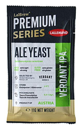 Lalbrew Verdant IPA Brewing Yeast-11 Grams