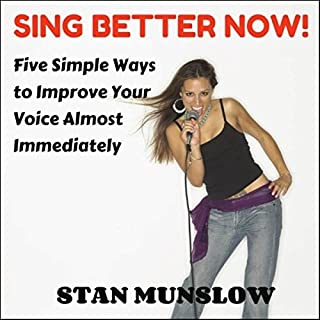Sing Better Now! cover art