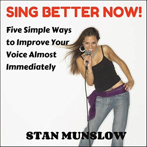 Sing Better Now! cover art