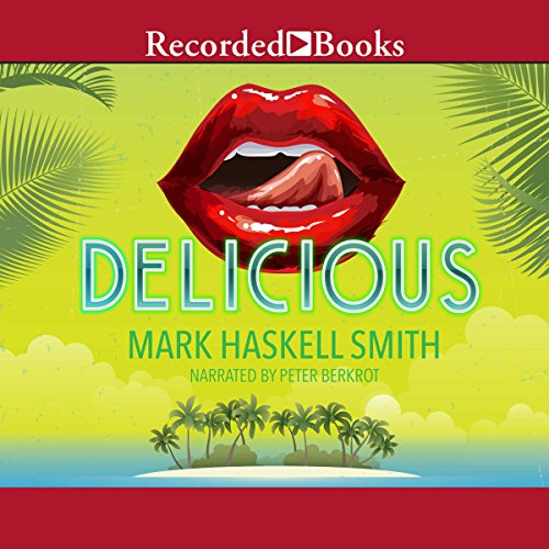 Delicious audiobook cover art