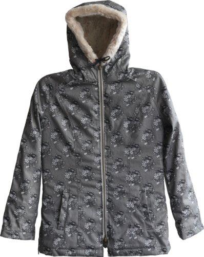 Hemp Hoodlamb Women's Classic Sam Flores Art Jacket S Gray